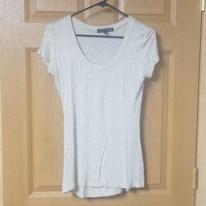 Scoop Neck Tshirt